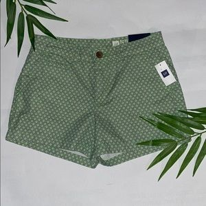 "Gap 00 Low Rise Summer short 3"" inseam NWT"